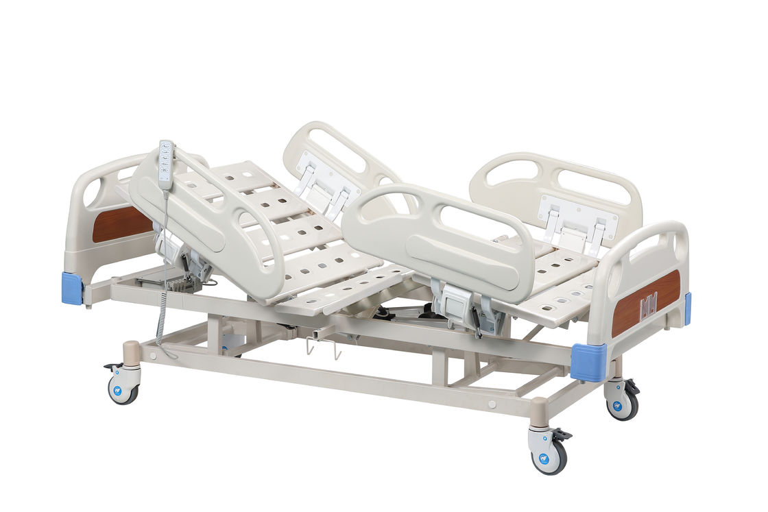Nursing Luxury Hospital Beds With Cold - Rolled Steel Bedboards
